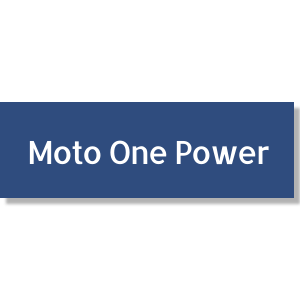 Moto One Power
