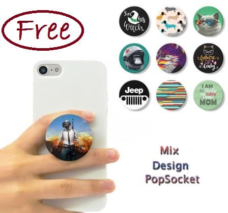 Free Pop Socket