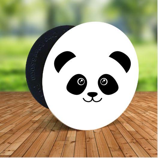 Panda Pop Socket