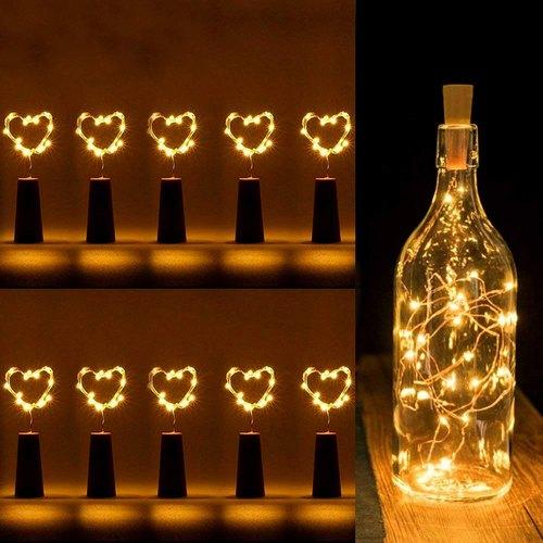Cork light 10