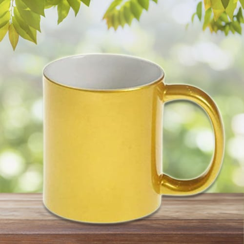Golden Mug 1