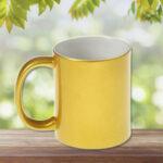 Golden Mug 3