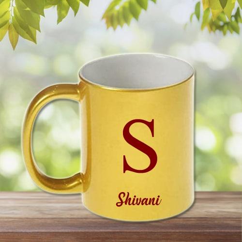 Golden Mug 4