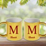 Golden Mug 8