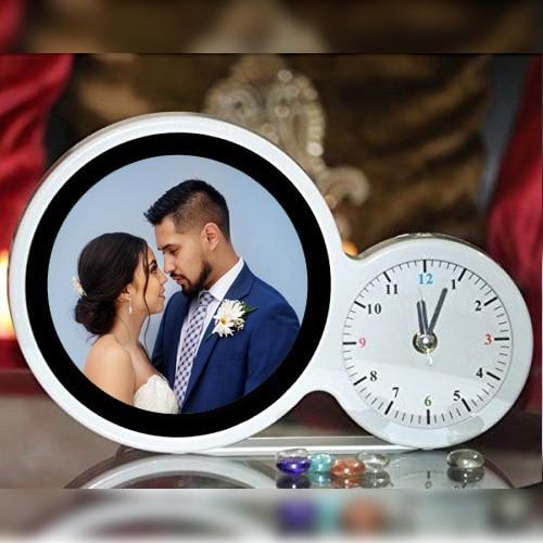 Magic mirror clock 4