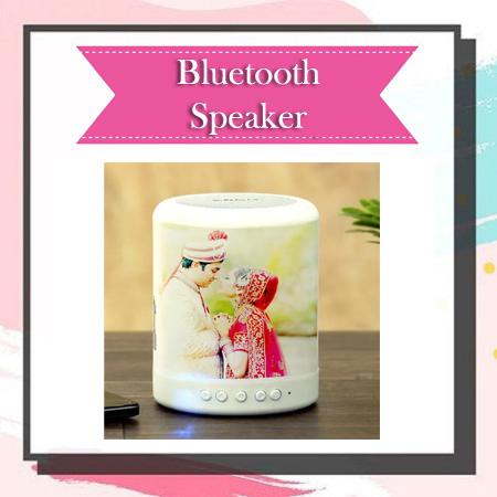 Personalized Bluetooth Speaker